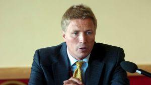 Thomas Bodström,  Sveriges justiteminister 2005