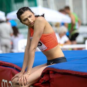 Maria Kutjina, 2016.