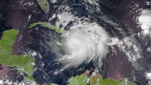 Orkanen Matthew oktober 2016