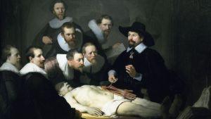 Tohtori Tulpin anatomian luento (Rembrandtin maalaus)