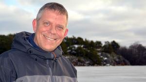 Alf Norkko, professor i Östersjöforskning.
