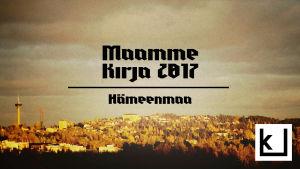 Maamme kirja 2017: Hämeenmaa, artikkelikuva