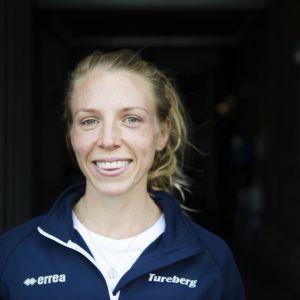Hanna Hermansson, juni 2016.