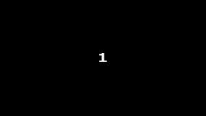 Första rutan av animationsverket AS Long As Possible