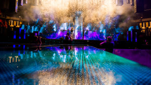 Eurovisionsscenen 2016.