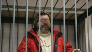 Greenpeaceaktivisten Roman Dolgov riskerar åtal för piratism