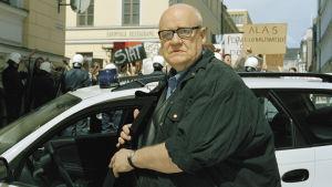 Oiva Lohtander on komisario Jansson. Raid 2003