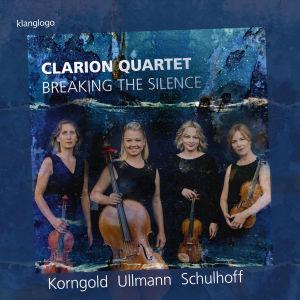 Clarion-kvartetin äänitteen kansi