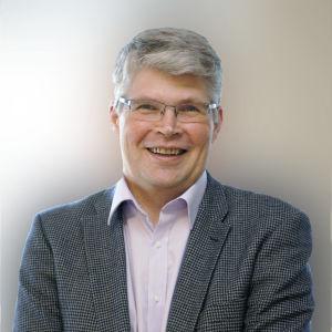 Porträtt av Rolf Steffansson