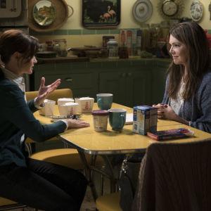Gilmore Girls, säsong åtta