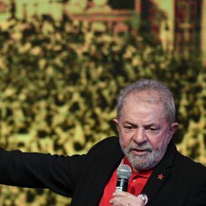 Brasiliens ex-president Luiz Inácio Lula da Silva