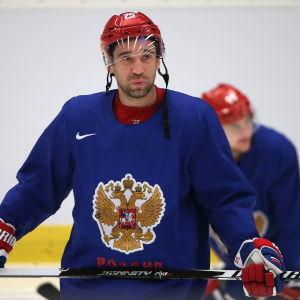 Danis Zaripov i landslaget