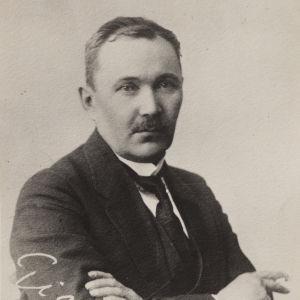 Kirjailija, runoilija Eino Leino