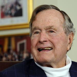 George Bush d.ä 2015