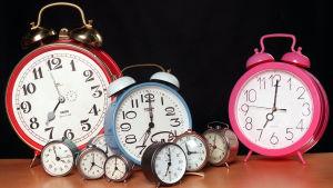 Herätyskelloja