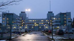 Centralkriminalpolisens kriminaltekniska laboratorium i Vanda.