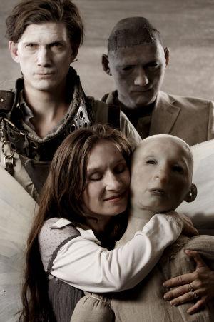 Miira Sippolan ohjaama Tapaus Gaala on Myllyteatterin 10-vuotisjuhlanäytelmä.