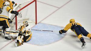Colton Sissons bortdömda mål Stanley Cup-finalens stora snackis.
