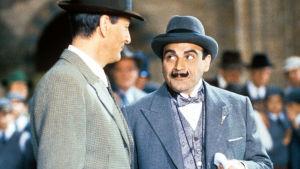 Hercule Poirot: Johnnien seikkailu, yle tv1