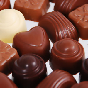 Choklad.