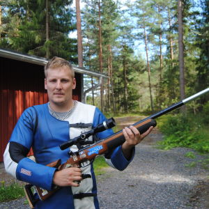 Niklas Hyvärinen, Raseborgs Skyttar.