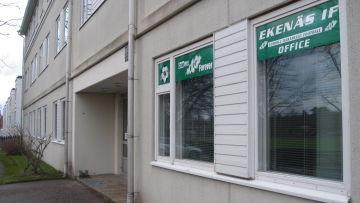 EIF:s nya kansli i Ekenäs