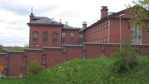 Det gamla Kakola-fängelset i Åbo