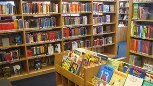 barnavdelningen på stadsbiblioteket i Åbo