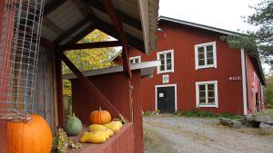 gårdsbutiken på Mörby Gård