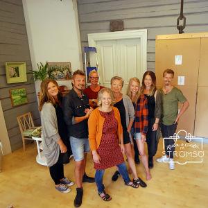 Programledarna för Rester och gäster på Strömsö