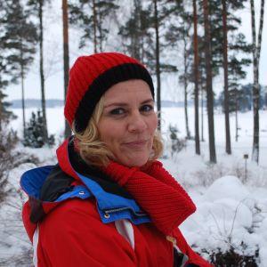 Bettina Sågbom, vinter