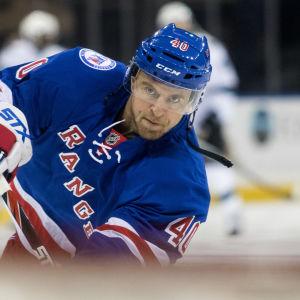 Michael Grabner toppar skytteligan i NHL.