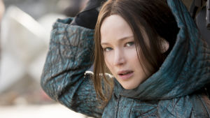 Katniss Everdeen ur Hungerspelen