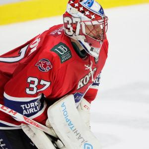Niklas Bäckström, Helsingfors IFK