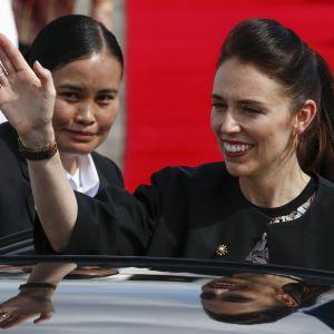 Den 37-åriga Jacinda Ardern är som bäst världens yngsta stats- och regeringschef