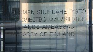 Finlands ambassad i Moskva