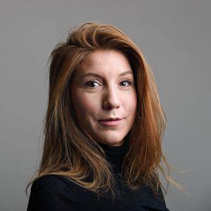 Den försvunna svenska jourmalisten Kim Wall.