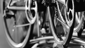 Cyklar.