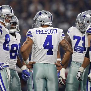 Dallas Cowboys-spelare.