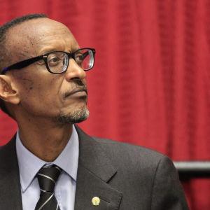 Paul Kagame har i praktiken styrt Rwanda śedan folkmordet på tutsier år 1994