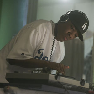 Elokuvasta Straight Outta Compton, näyttelijä Corey Hawkins.