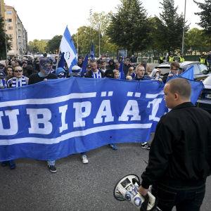 Klubipääty går till Stadin derby.