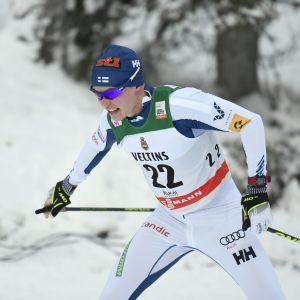 Matti Heikkinen, Ruka 2017.