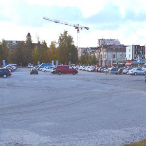 Maria Malms parkering