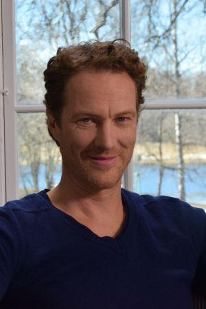 Johan Fagerudd, skådespelare