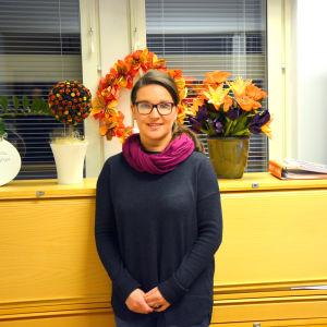 Anne Salovaara-Kero leder Österbottens kriscenter