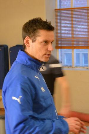 Petri Vuorinen leder tränarteamet i VPS.