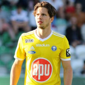 Sebastian Dahlström såg till att Champions League-kvalet startade bra för HJK.