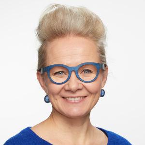 Ylen hallituksen jäsen Paulina Ahokas.