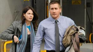 kuvassa Michelle Monaghan ja Jake Gyllenhaal